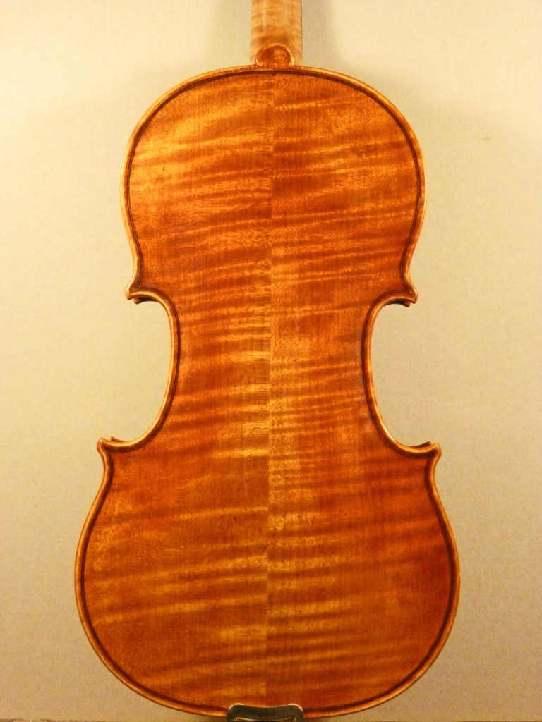 kloo violin nr 62 back a